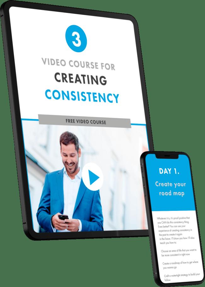 Steve Pinto Creating Consistency